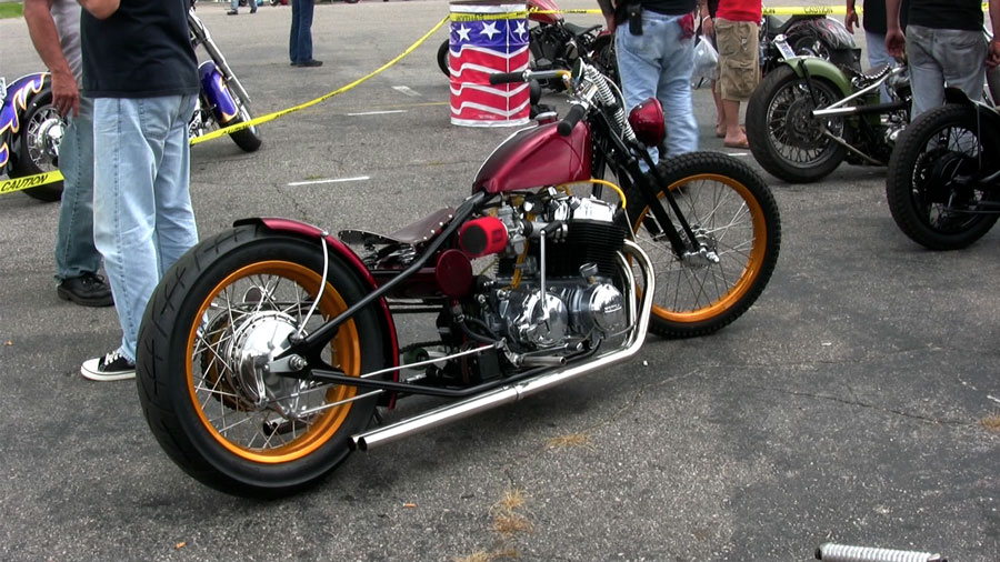 building your very own bobber motorcycle choppertown moto movies