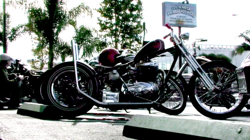 Building Your Very Own Bobber Motorcycle - Choppertown Moto Movies