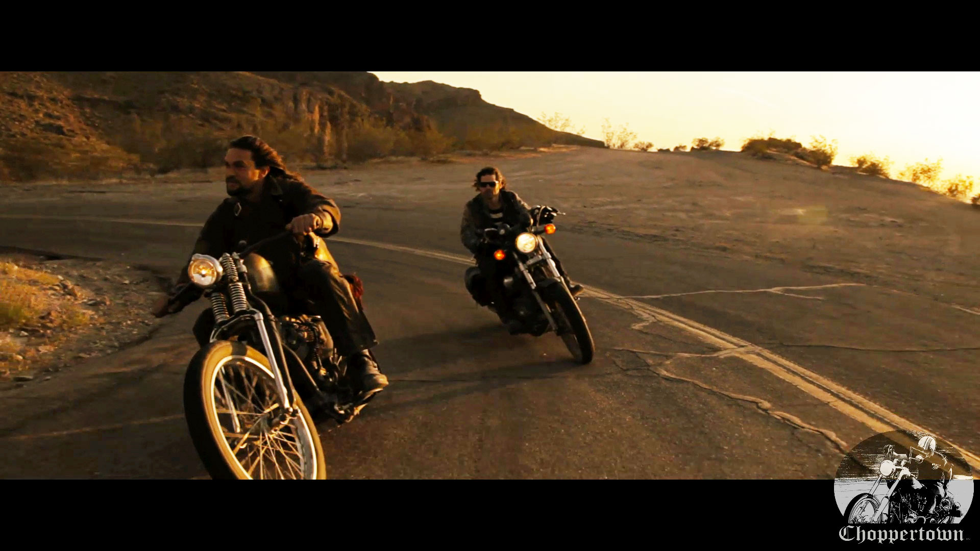The Road To Paloma Movie Bike Interview With Jason Momoa