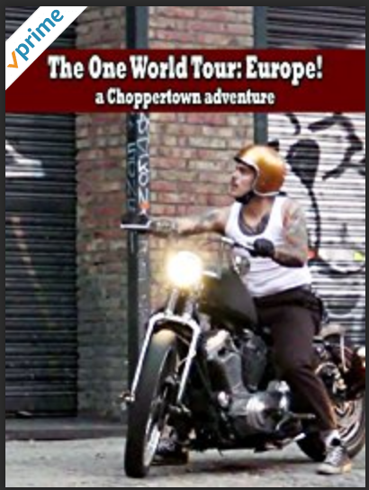 2e80615d7 Choppers, Cafe Racers, Triumphs, Harley Davidson customs, enjoy a fun look  at motorcycle culture in Europe through the eyes of the award-winning  filmmakers ...